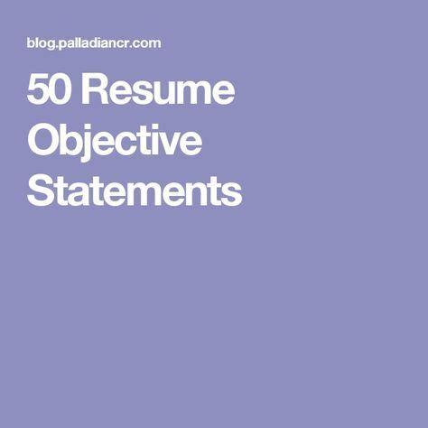 Career Summaries vs Career Objectives Monsterca